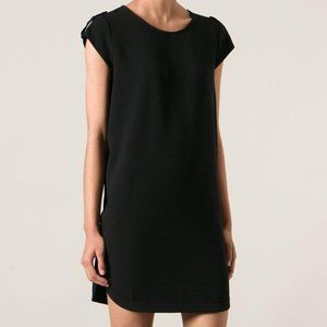 DVF Dominique Shift Dress